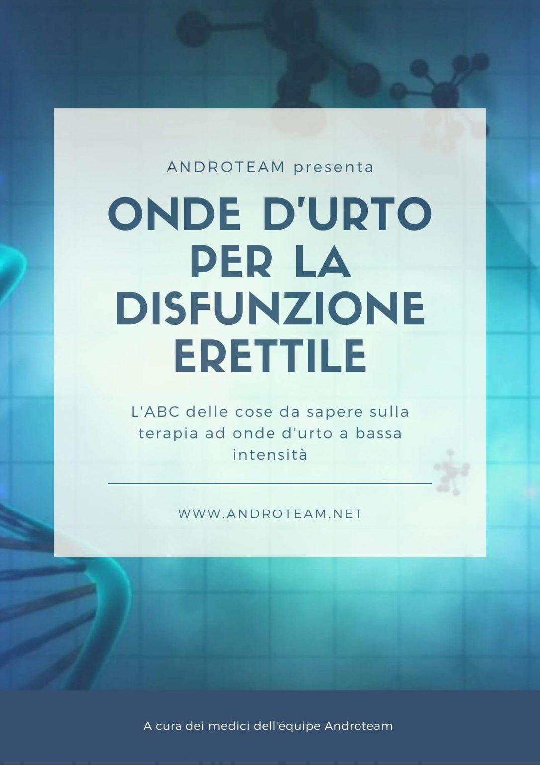Manuale onde d'urto per la disfunzione erettile - Download
